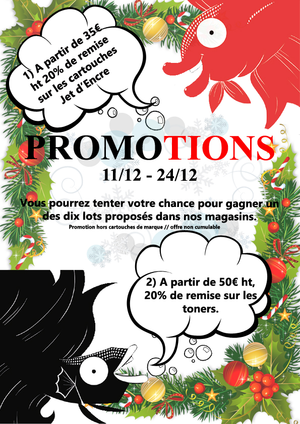 Semaine 49 - Promotions 2019-12