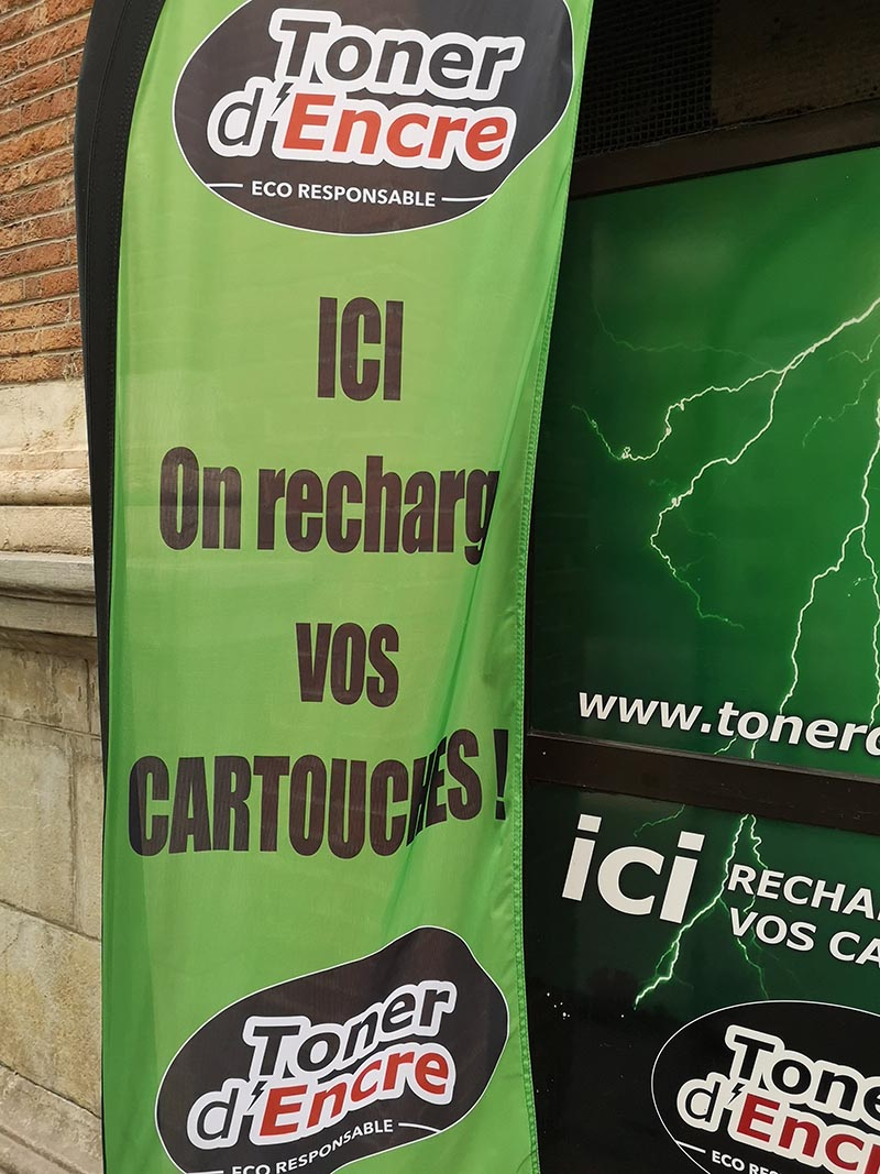 Semaine 29 - Recharge cartouches